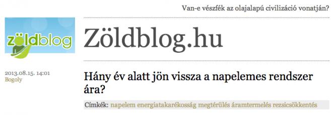 zold-blog