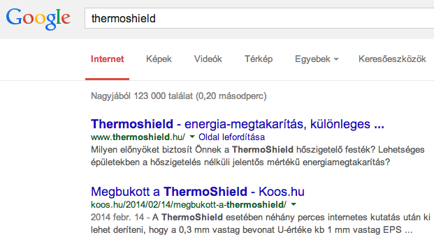thermoshield-google